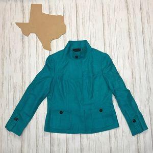 Carlisle silk / tweed jacket Sz 14